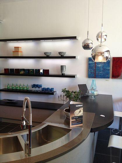 8+ Unbelievable Wooden Floating Shelves Living Room Ideas ...