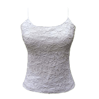 Still You Alise Jacquard Lace Tank Top, 1X-Large,  White, Each, 01CC00305 - http://healthandsciencestore.com/HealthStore/still-you-alise-jacquard-516668332/