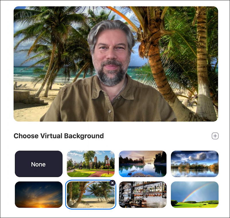 Bored Or Embarrassed By The Chaos Behind You In Zoom Video Chats Here S How To Use Virtual Backgrounds To Look Like You Re Somew Background Virtual Chroma Key