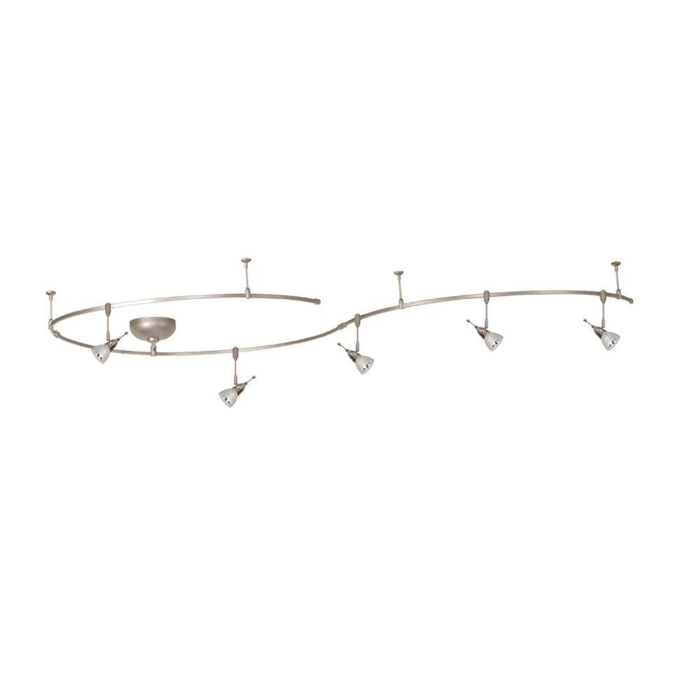 Middleton Bendable 5-Light Track Kit | Track lighting kits, Track ...