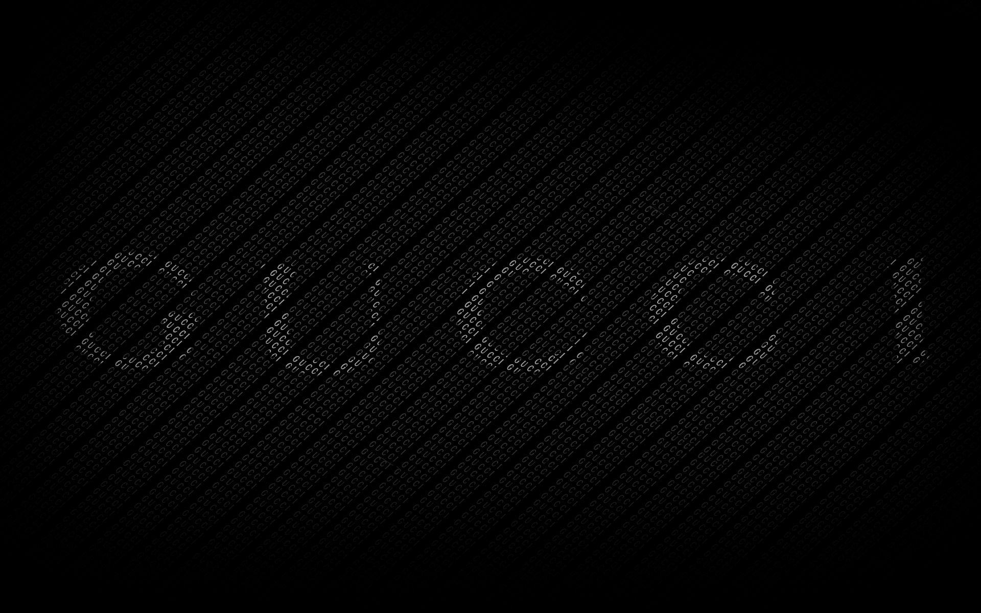 Gucci Wallpapers Hd Logo Wallpaper Hd Laptop Wallpaper Desktop Wallpapers Dark Wallpaper
