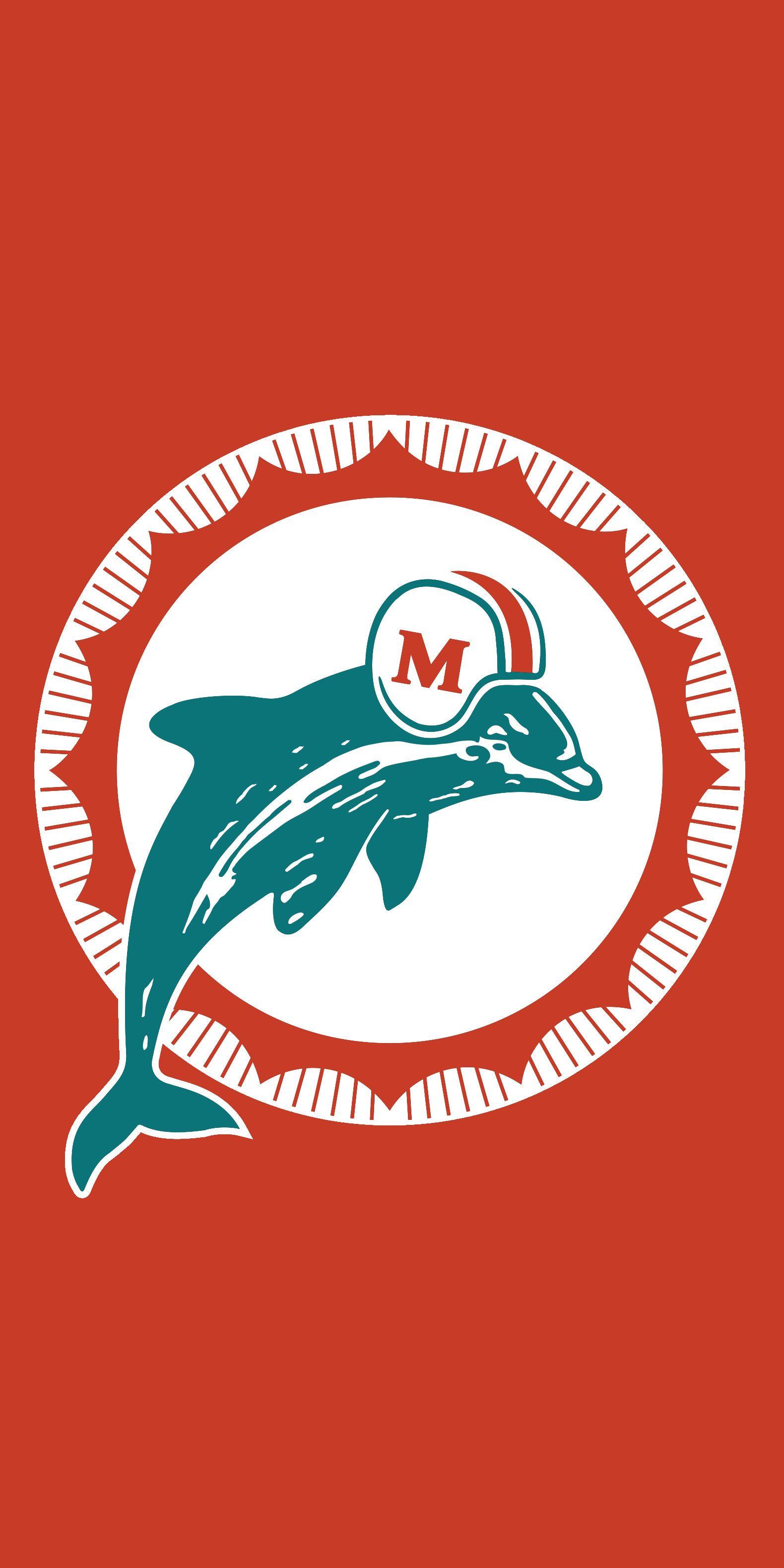 Miami Dolphins New Logo Wallpaper 65 Images Miami Dolphins Wallpaper Miami Dolphins Logo Miami Dolphins Football