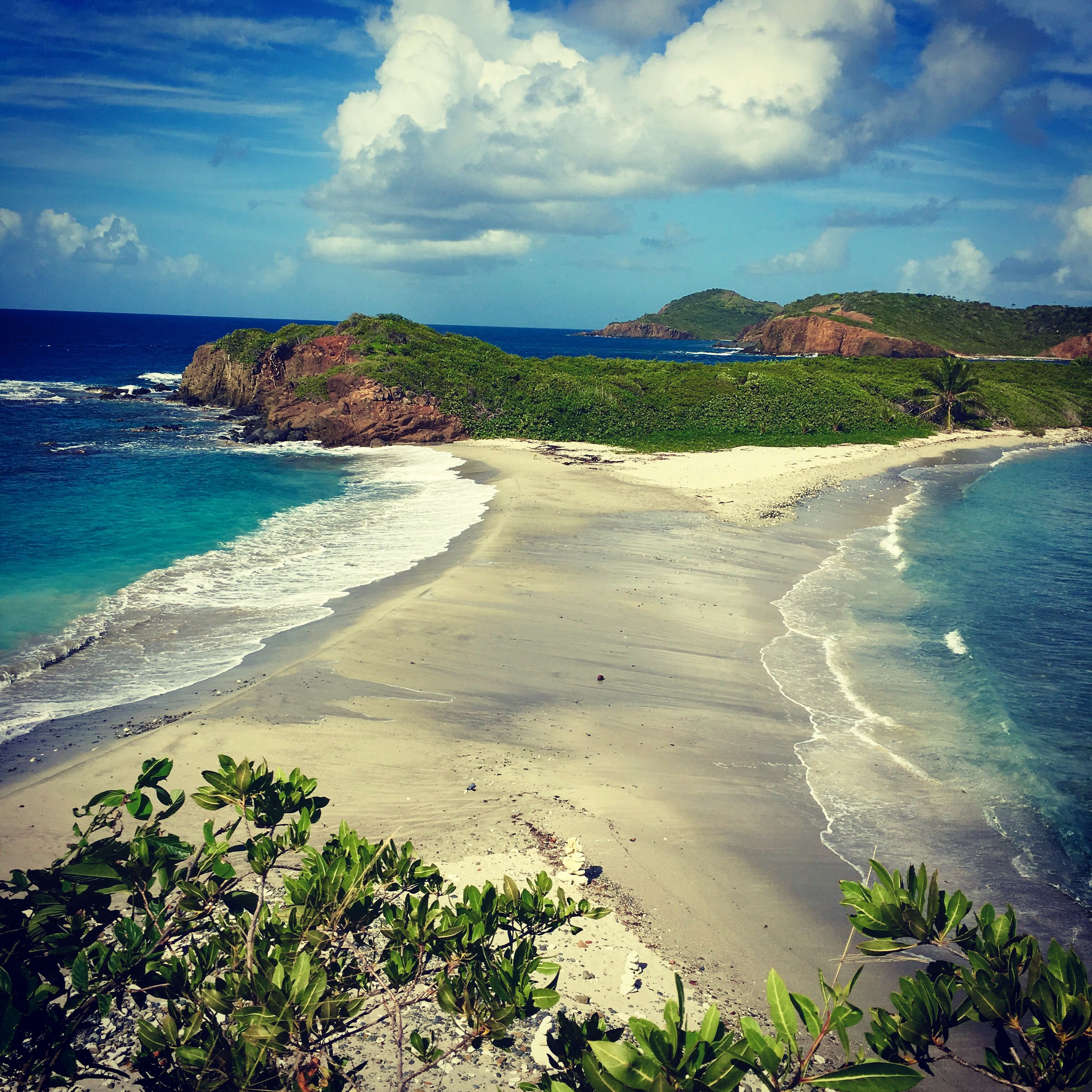 Virgin Islands: The Unique Geography Of Mermaid's Chair On St. Thomas
