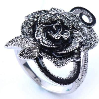 Vintage Class Knuckle Rings   Gothic Rings - Gothic Babe Co