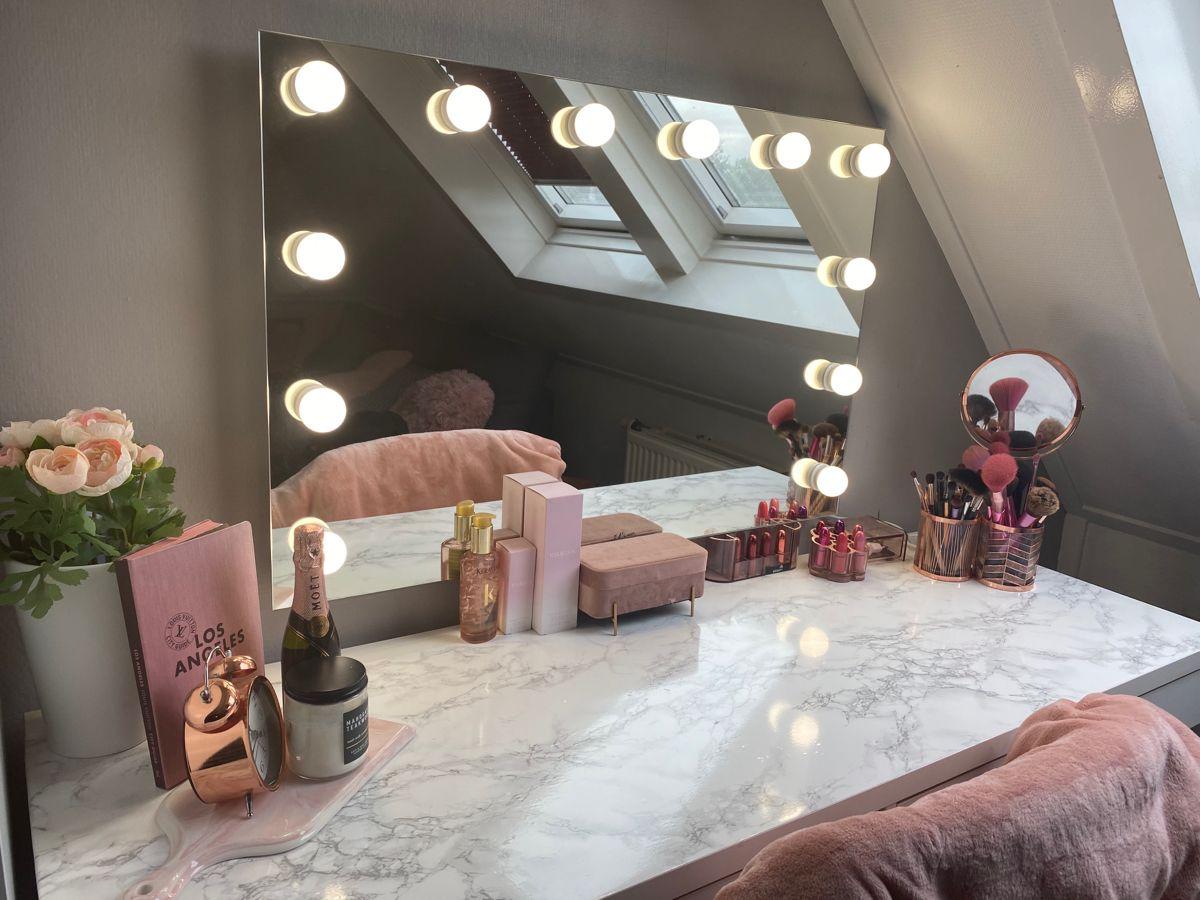#beauty #beautyvanity #makeupvanities #makeup #makeuproomideas #makeuproom