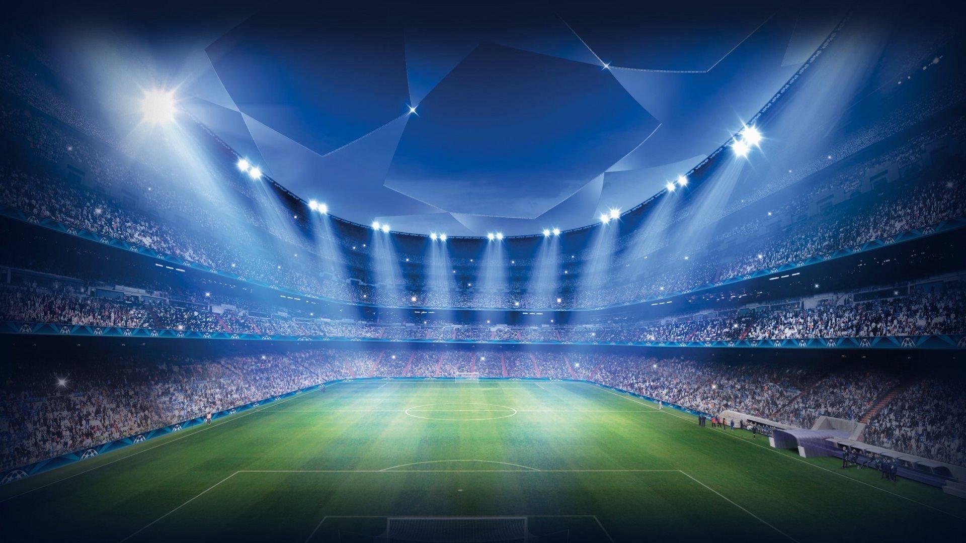 Fussball Wallpapers 1920x1080 Image Fussballstadion Sport