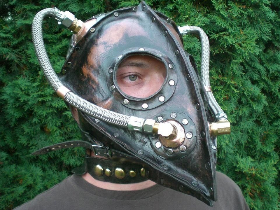 Why Is Steampunk Plagued by Plague Doctors? « Steampunk R&D