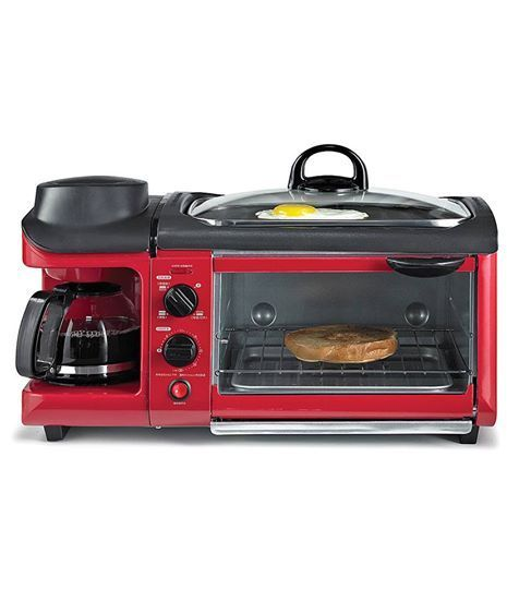 Coffee Maker Grill Microwave Oven Combo