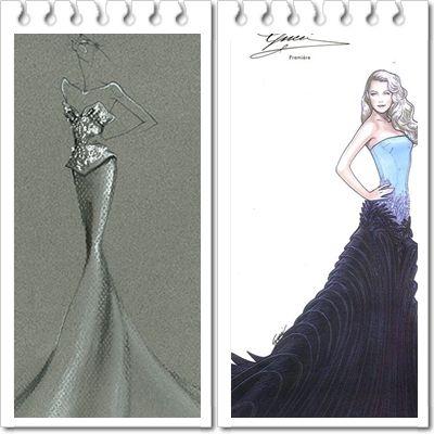 207a164f91b5 bozzetti moda valentino - Cerca con Google Pucci