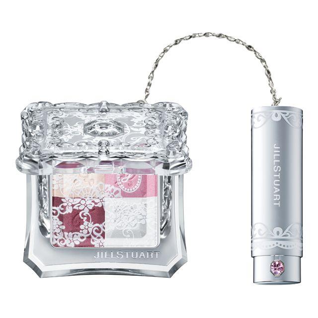 Elegant silver and pink Mix Blush