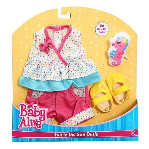 "Baby Alive Clothes At Toys R Us Classy Baby Alive Fun In The Sun Outfit  Funrise  Toys""r""us  Christmas Design Ideas"