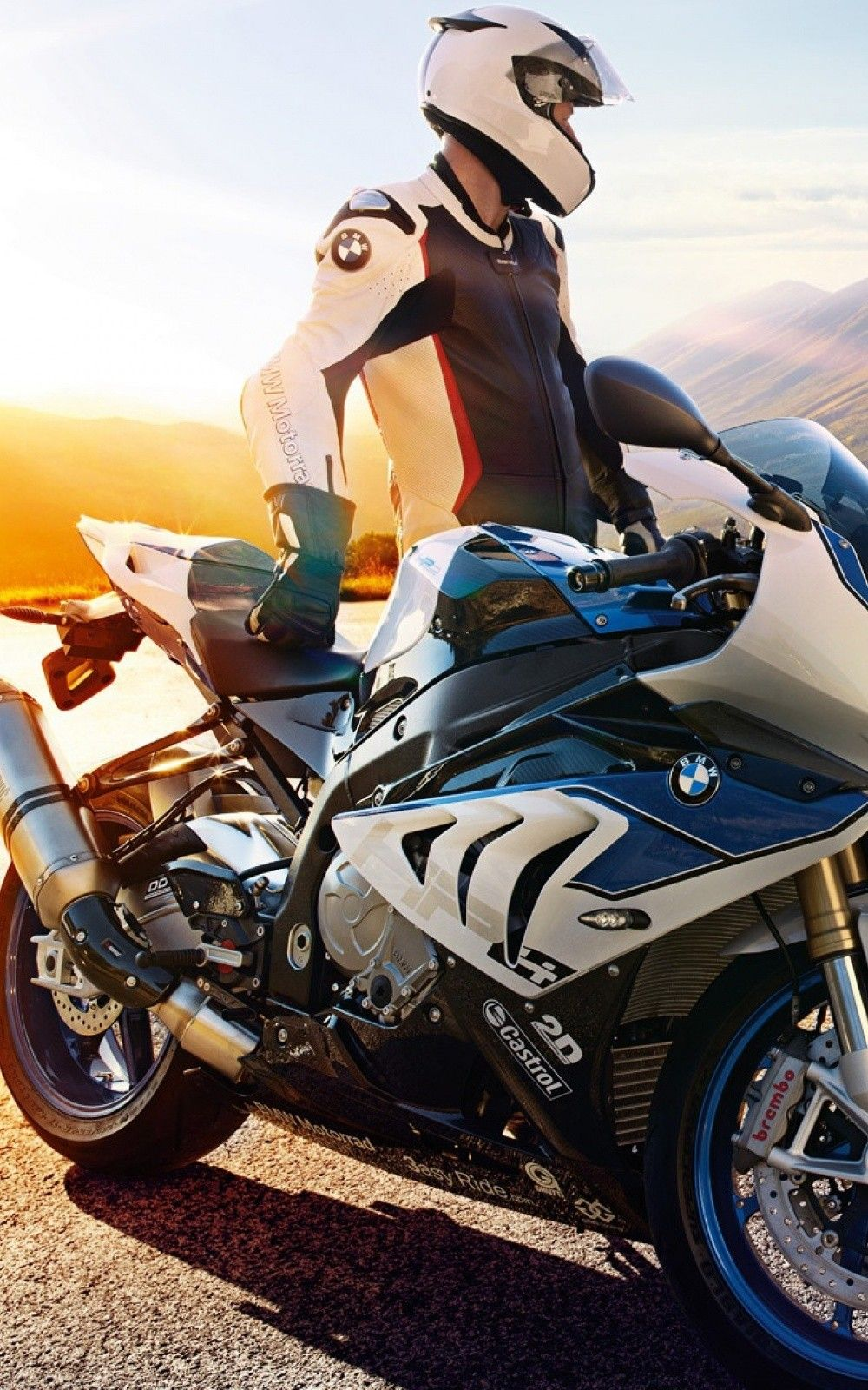 Cars Bikes Iphone 6 Plus Wallpapers Bmw White Blue Bike Iphone