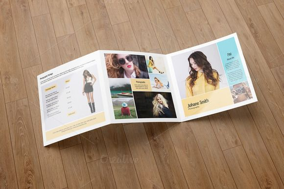 Trifold Photography Brochure V589 Creativework247 Templates