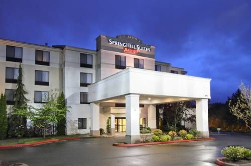 Dog Friendly Hotel In Bothell Wa Springhill Suites Seattle