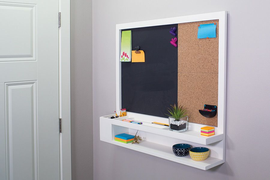 Awesome How to Apply Cork Board to Wall