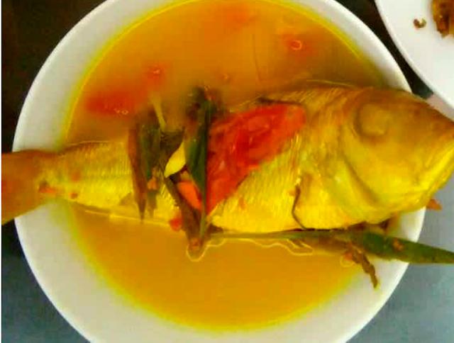 Hidup Berdikari Resepi Ikan Kerisi Masak Singgang Pedas