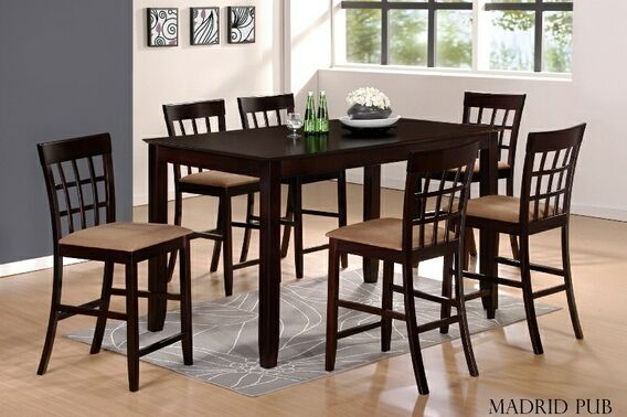 19++ Counter height dining table 36 x 60 Best Choice