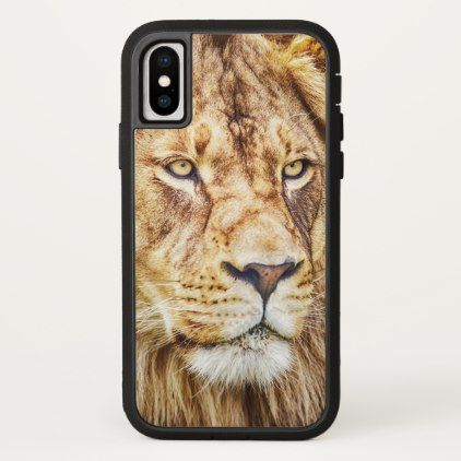 lion iphone x case christmas idea gift idea diy unique special merry xmas family holidays