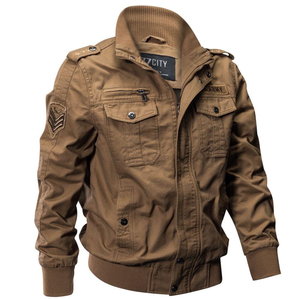 Big Size Military Equipment Jacket Cotton Coat Tactical