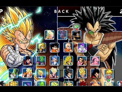 Unblocked Games Dragon Ball Z Fierce Fighting 2 ...