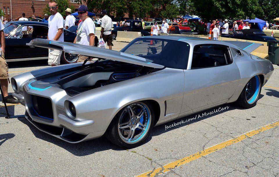 Classic American Cars Tuning Ve Modifiye Future Rides