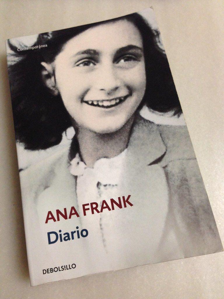 El Diario De Ana Frank En 2021 El Diario De Ana Frank Libros De Leer Blog De Libros