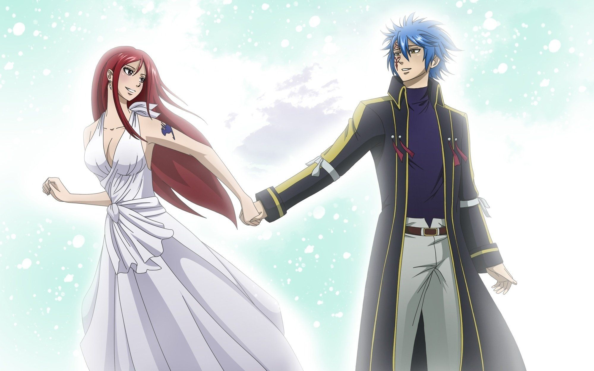 100 Photos of Erza Scarlet And Jellal