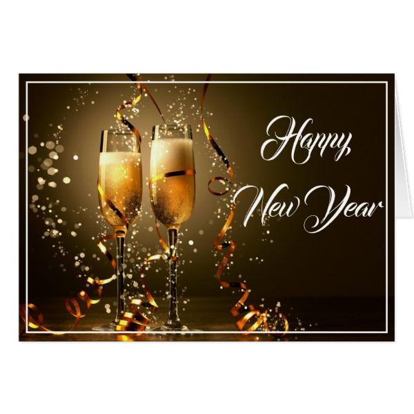 New Year Card | Zazzle.com