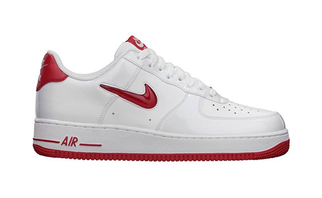 nike air force 1 red tick nz