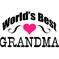 Worlds Best Grandma Grandma Social Games Life
