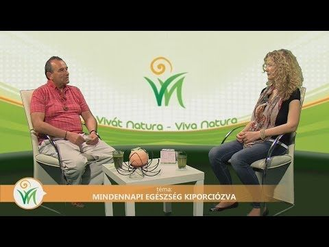 Mindennapi egészségünk kiporciózva -- Partl Viktória, Jakab István - YouTube