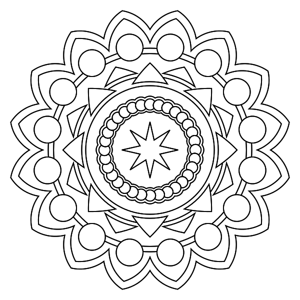 Print Mandala Coloring Pages Mandala Coloring Books Mandala Coloring Pages Mandala Coloring