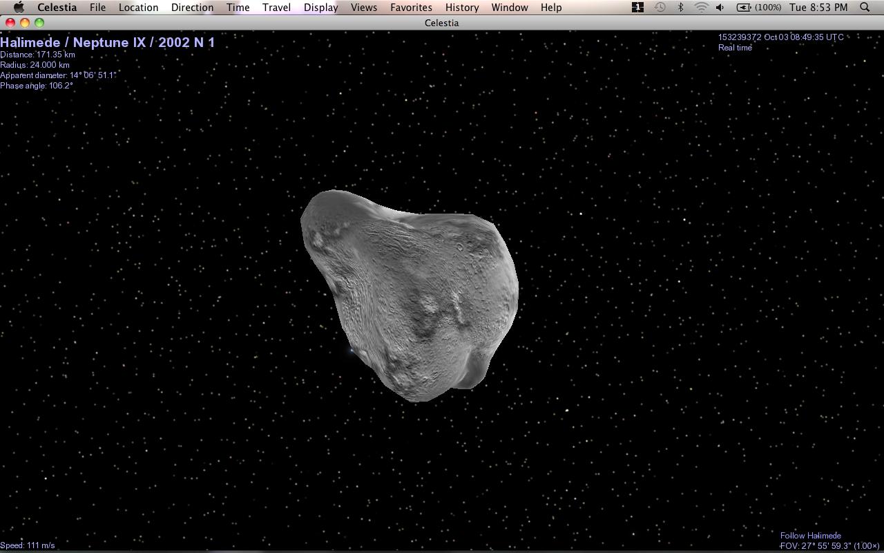 Halimede Neptune Moon | Space - Kosmos | Pinterest | Outer ...