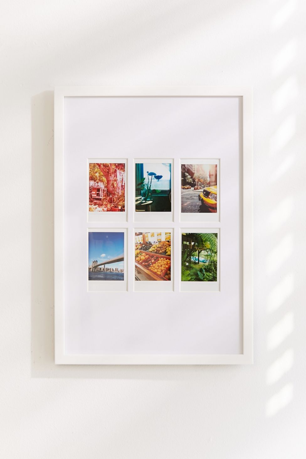 Matte Gallery Instant Picture Frame | Urban Outfitters