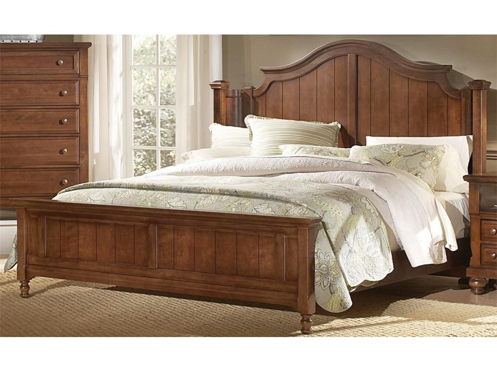 reflections king storage bed with sleigh headboard by vaughan