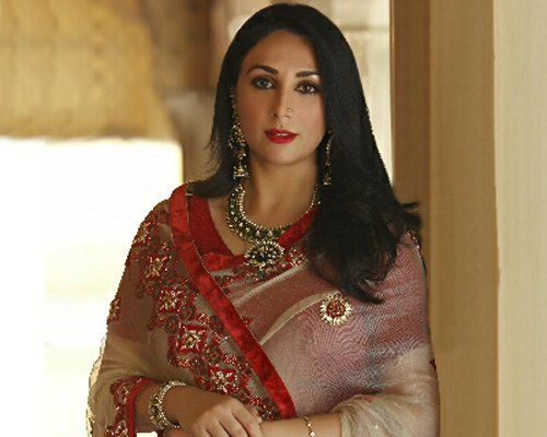 Indian Princess Diya Kumari of Jaipur