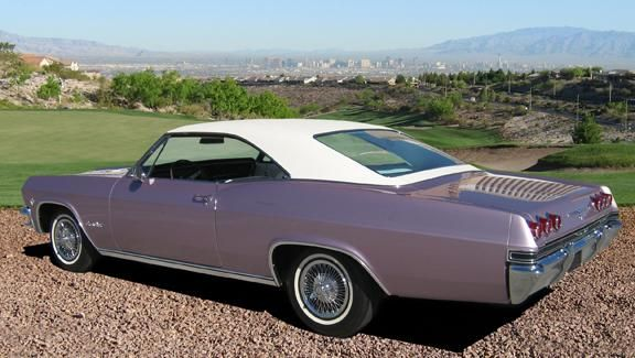 Autotrader Classics 1965 Chevrolet Impala Convertible Other