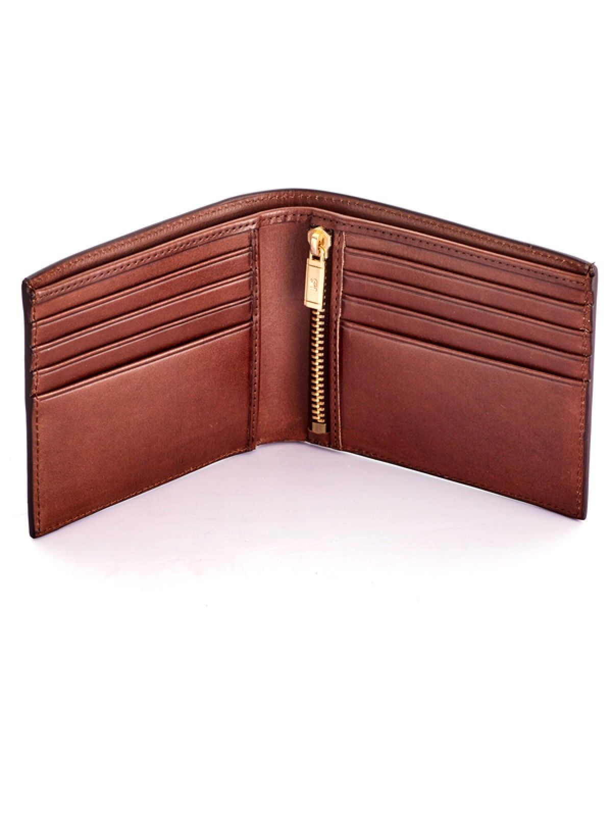 5a22e05d5b0f0e Tempo Nation Slim Zip Wallet   Wallets   H & S Slim Leather Wallet, Handmade