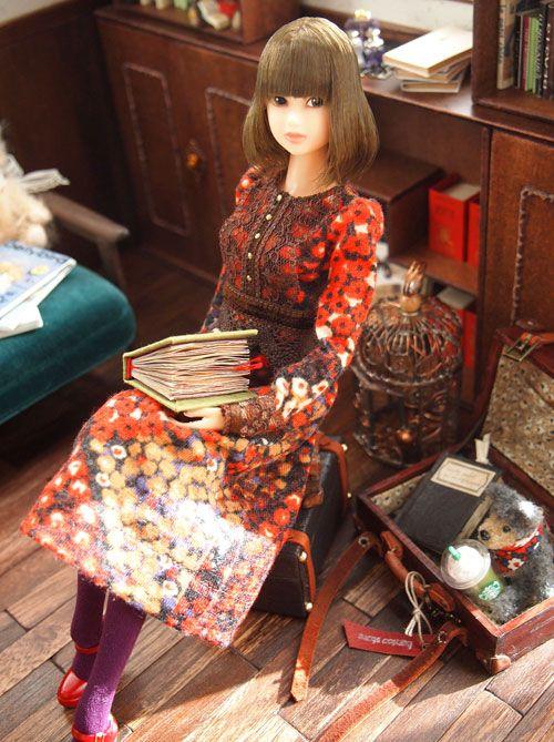 Pin de nojiko en momoko   Pinterest   Cambiaste, Barbie y Muñecas