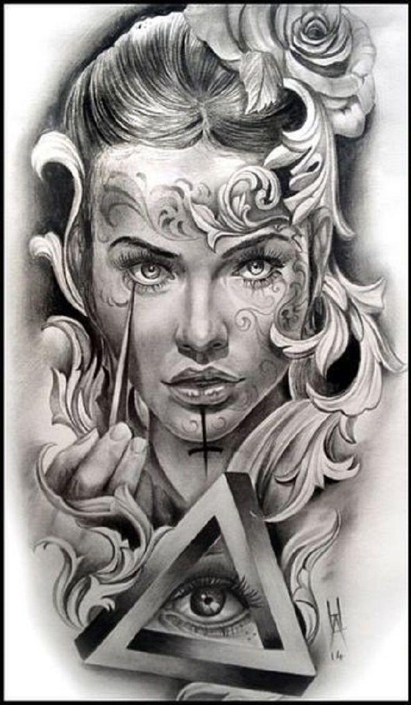 Pin De Nikos Simonian Em Sketch For Tattoo Desenhos Para