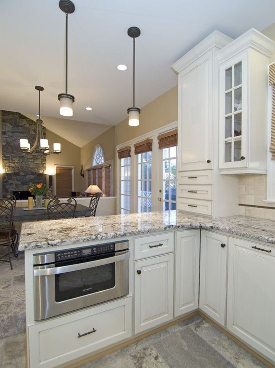 Small Open Plan Kitchen Living Room Design Pictures Remodel