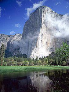 Climbing El Cap, Yosemite, i want to go there!
