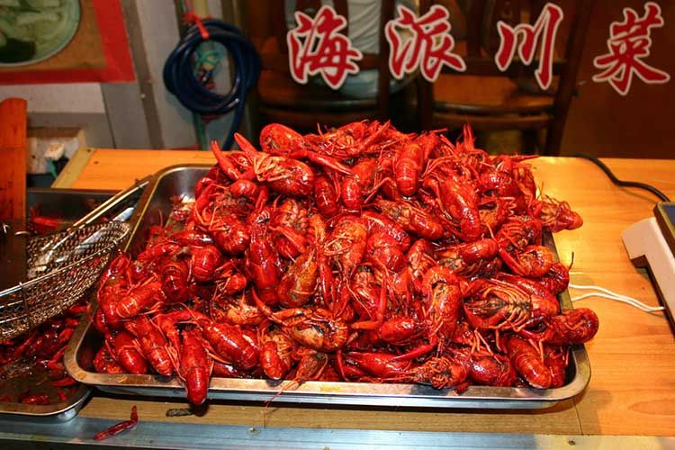 foods a spicy crayfish image by preston rhea cc by sa 2 0