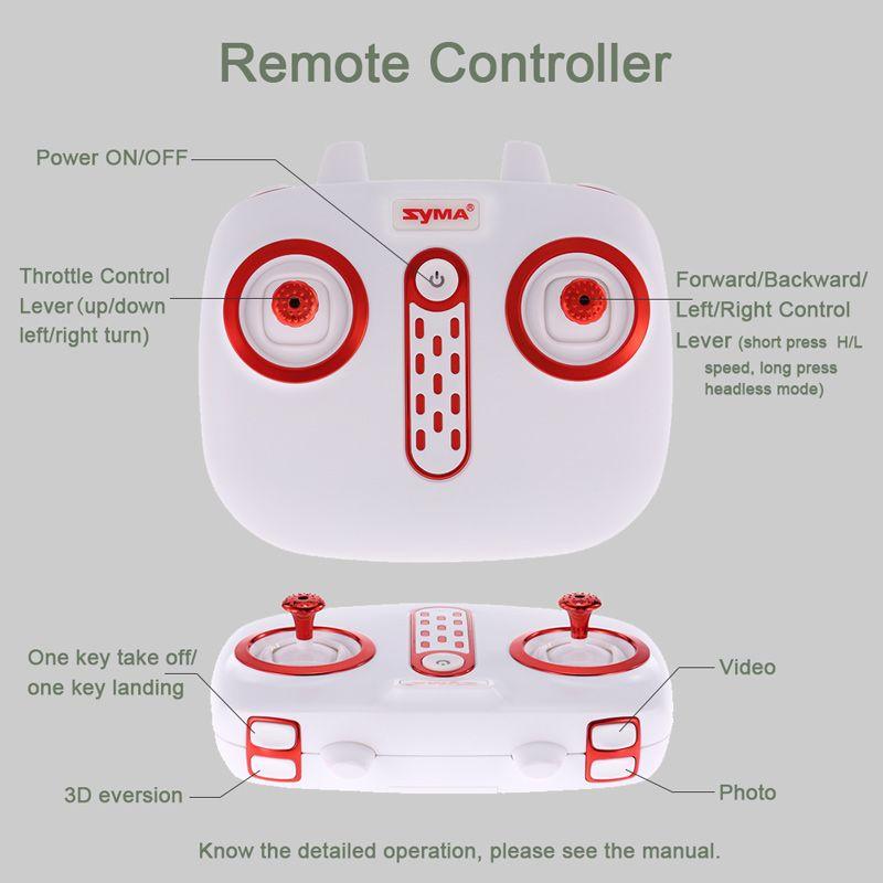 Syma X5uw 720p Hd Camera Wifi Fpv Quadcopter Rc Drone Barometer
