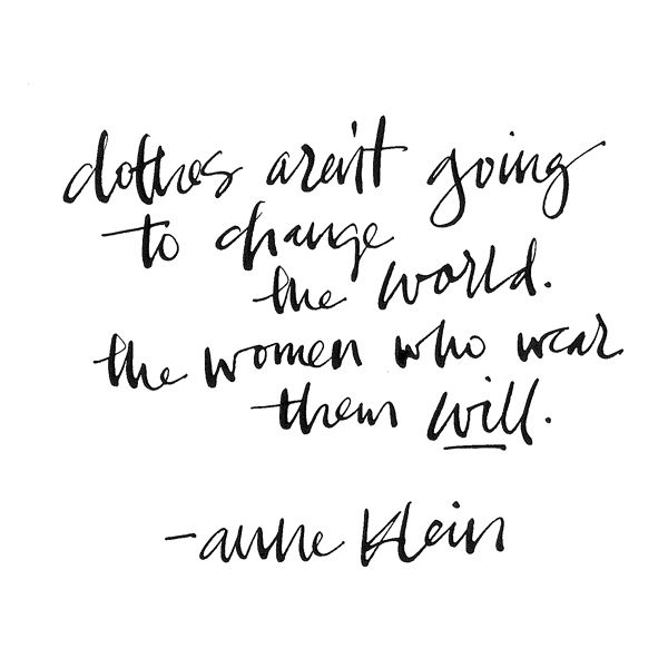 The best fashion quotes of all time Quotes