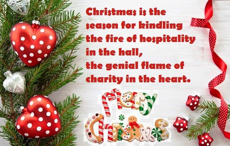Christmas 2015 Quotes Best Wishes For Greeting Cards Word
