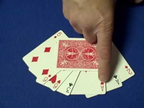 The Power Of Three Mathematical Card Trick Tutorial Youtube