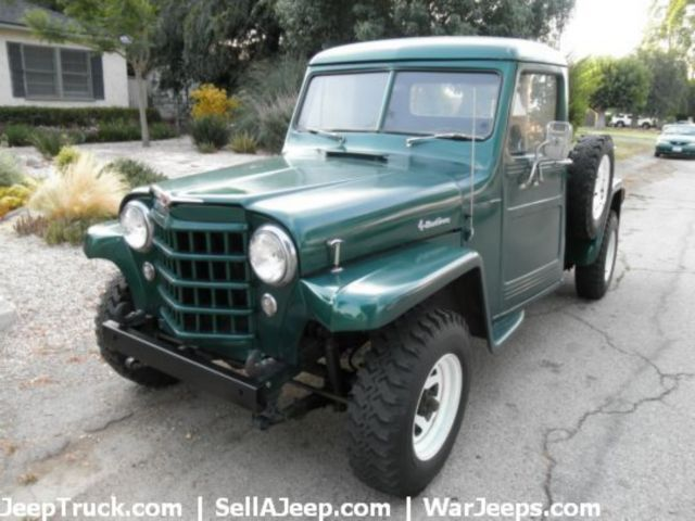 f4 134 willys 1952 - Google Search