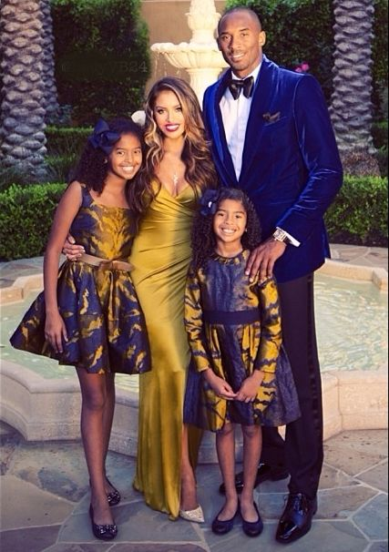 Kobe Bryant Family Tree Wife And Daughters Name Pictures Tap