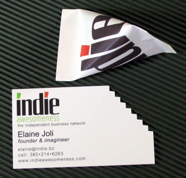 Self promotion idea take your existing card and make a die cut by self promotion idea take your existing card and make a die cut by using shears colourmoves